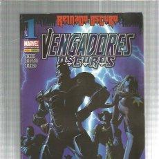 Comics: VENGADORES OSCUROS 1. Lote 237912665