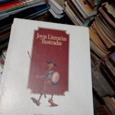Cómics: JOYAS LITERARIAS ILUSTRADAS - COLECCION COMPLETA 6 TOMOS TAPA DURA - 1989 PLANETA. Lote 237919905
