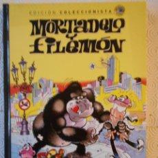 Cómics: MORTADELO Y FILEMON. EDICION COLECCIONISTA Nº 10. FRANCISCO IBAÑEZ. SALVAT, 2012. TAPA DURA. COLOR.. Lote 238085775