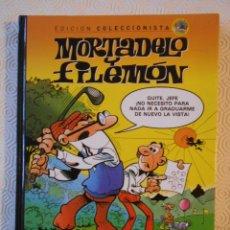 Cómics: MORTADELO Y FILEMON. EDICION COLECCIONISTA Nº 11. FRANCISCO IBAÑEZ. SALVAT, 2012. TAPA DURA. COLOR.. Lote 238086800