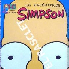 Cómics: LOS EXCÉNTRICOS SIMPSON - NUMERO 2. Lote 238101145