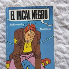 Cómics: EL INCAL NEGRO , JODOROWSKY , MOEBIUS. Lote 238195555