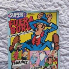Cómics: SUPER FUERA BORDA, NÚMERO 5. Lote 238200970