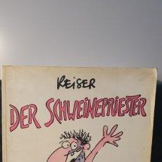 Cómics: KEISER/ DER SCHEINERPRIESTER/ SEMMEL-VERLACH/ 1987. Lote 238203640