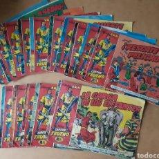 Cómics: CAPITAN TRUENO COMICS. Lote 238335640