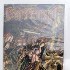 Cómics: BARBARIAN Nº 3 - ULTIMATES COMICS - MUY BUEN ESTADO - SIEMPRE EN FUNDA - BRIBONES - CONAN. Lote 238485495