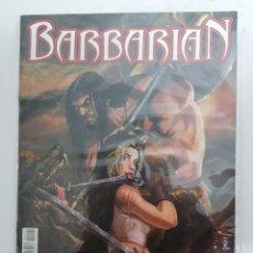 Cómics: BARBARIAN Nº 4 - ULTIMATES COMICS - MUY BUEN ESTADO - SIEMPRE EN FUNDA - BRIBONES - CONAN. Lote 238485875