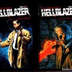 Cómics: HELLBLAZER : JOHN CONSTANTINE / ETAPA PAUL JENKINS 1 2 COMPLETA - ECC / DC VERTIGO / NUEVOS. Lote 289767938