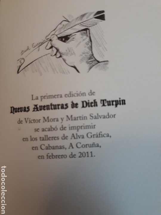 Cómics: DICK TURPIN, Nuevas aventuras (Victor Mora) - Foto 3 - 238564355