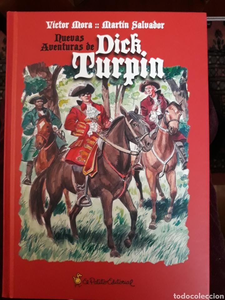 DICK TURPIN, NUEVAS AVENTURAS (VICTOR MORA) (Tebeos y Comics - Comics otras Editoriales Actuales)