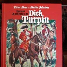 Cómics: DICK TURPIN, NUEVAS AVENTURAS (VICTOR MORA). Lote 238564355