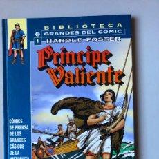Cómics: * HAROLD FOSTER, PRINCIPE VALIENTE, PLANETA, 2005, 94 PP. Lote 238682230