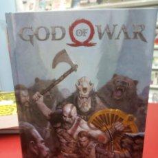 Comics : GOD OF WAR , VOL 1 , EDITORIAL NORMA. Lote 238843615