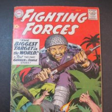 Cómics: FIGHTING FORCES-Nº 52-DC-AÑO 1959-COMIC AMERICANO-VER FOTOS-(K-1774). Lote 238859135
