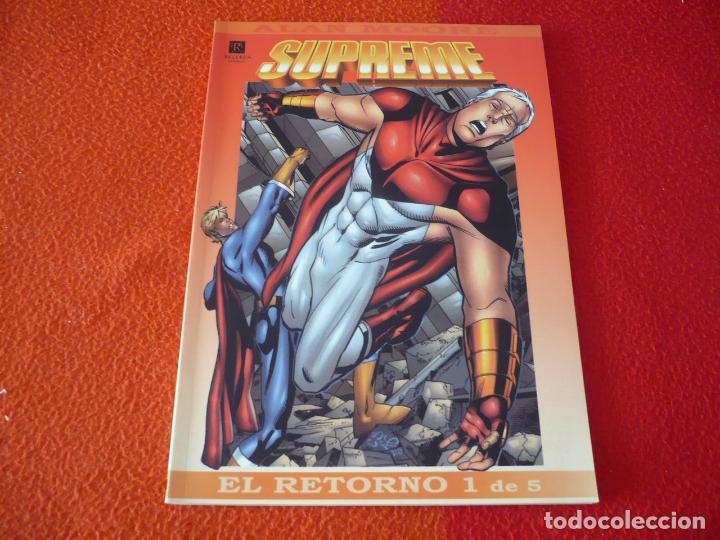 SUPREME EL RETORNO Nº 1 ( ALAN MOORE ) ¡BUEN ESTADO! RECERCA (Tebeos y Comics - Comics otras Editoriales Actuales)