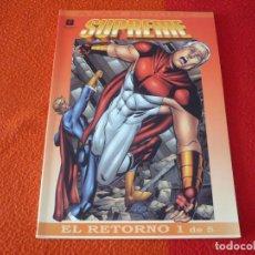 Cómics: SUPREME EL RETORNO Nº 1 ( ALAN MOORE ) ¡BUEN ESTADO! RECERCA. Lote 239376320