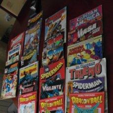Cómics: 21 COMICS, LOTE, MUY BUEN ESTADO.. Lote 239427385