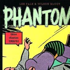 Fumetti: TIRAS DIARIAS 1950/51 DE PHANTOM, EL HOMBRE ENMASCARADO DE MAGERIT. Lote 239525705