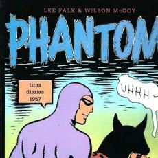 Fumetti: TIRAS DIARIAS 1957 DE PHANTOM, EL HOMBRE ENMASCARADO DE MAGERIT. Lote 239526275