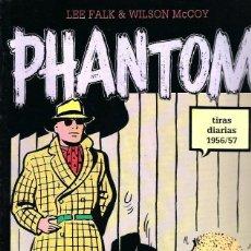 Fumetti: TIRAS DIARIAS 1956/57 DE PHANTOM, EL HOMBRE ENMASCARADO DE MAGERIT. Lote 239526485