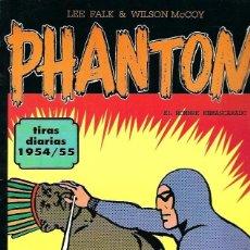 Fumetti: TIRAS DIARIAS 1954/55 DE PHANTOM, EL HOMBRE ENMASCARADO DE MAGERIT. Lote 239526740