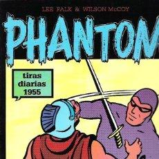 Fumetti: TIRAS DIARIAS 1955 DE PHANTOM, EL HOMBRE ENMASCARADO DE MAGERIT. Lote 239527715