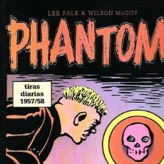 Fumetti: TIRAS DIARIAS 1957/58 DE PHANTOM, EL HOMBRE ENMASCARADO DE MAGERIT. Lote 239527895