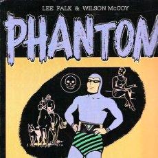 Fumetti: TIRAS DIARIAS 1954 DE PHANTOM, EL HOMBRE ENMASCARADO DE MAGERIT. Lote 239528505