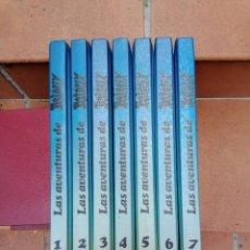 Comics : LOTE DE 7 VOLÚMENES DE ASTÉRIX CON 4 AVENTURAS CADA UNO. Lote 240140375