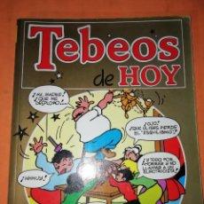 Cómics: TEBEOS DE HOY. Nº 2 . EDICIONES B. CON POSTER. Lote 240263315