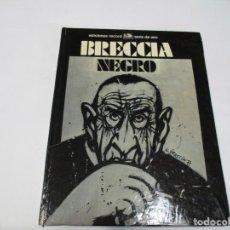 Fumetti: BRECCIA NEGRO W5408. Lote 254971665