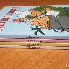 Comics : STURMTRUPPEN ( DE BONVI ) . COLECCION COMPLETA EN 4 TOMOS DE TAPA DURA (NUEVAS FRONTERAS DEL ARTE.). Lote 240501075