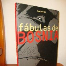 Cómics: FÁBULAS DE BOSNIA - TOMAZ LAVRIC TBC - GLÉNAT, MUY BUEN ESTADO. Lote 240795135