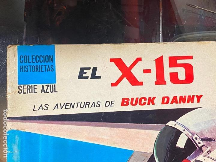 Cómics: EL X-15. LAS AVENTURAS DE BUCK DANNY. COLECCIÓN HISTORIETAS SERIE AZUL Nº 2. SUSAETA 1971 - Foto 4 - 241014555