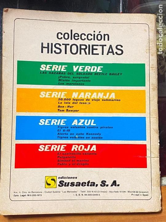 Cómics: EL X-15. LAS AVENTURAS DE BUCK DANNY. COLECCIÓN HISTORIETAS SERIE AZUL Nº 2. SUSAETA 1971 - Foto 6 - 241014555