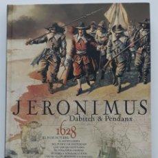 Cómics: JERONIMUS, DABITCH & PENDAUX ( PONENT MON, 2017). Lote 241093920