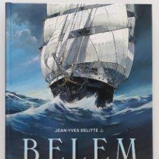 Cómics: BELEM, HISTORIA COMPLETA, JEAN - YVES DELITTE (YERMO EDICIONES, 2015). Lote 241101425