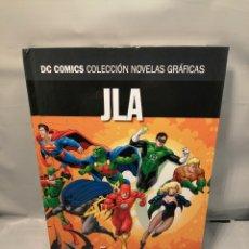 Cómics: DC CÓMICS: JLA: AÑO UNO, PARTE 1 (SIN RECORRIDO COMERCIAL, CON RETRACTILADO PLÁSTICO DE EDITORIAL). Lote 241018335
