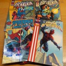 Comics: SPIDERMAN Y LA ARAÑA ESCARLATA + SPIDERMAN DINASTÍA DE M + ARAÑA ESCARLATA 1 Y 2. 4 TOMOS.. Lote 241249315