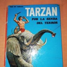 Cómics: TARZAN. POR LA SENDA DEL TERROR. EDICIONES LAIDA. 1970. Lote 241676360