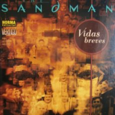 Cómics: THE SANDMAN VIDAS BREVES VERTIGO 281 NEIL GAIMAN JILL THOMPSON VINCE LOCKE NORMA 2005. Lote 241825715