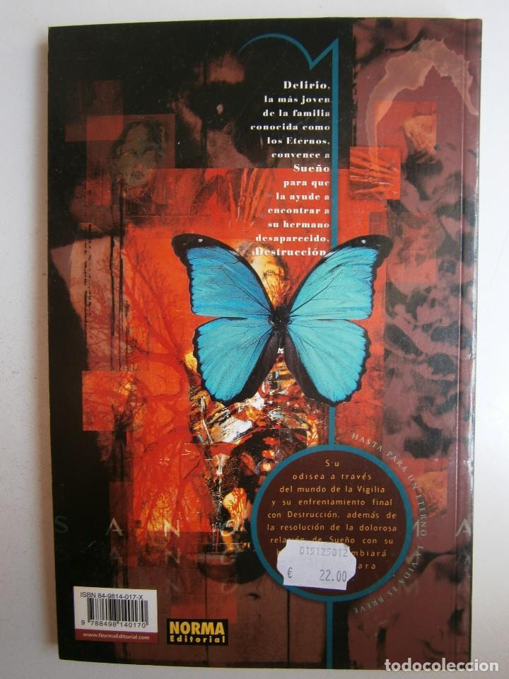 Cómics: THE SANDMAN VIDAS BREVES VERTIGO 281 NEIL GAIMAN JILL THOMPSON VINCE LOCKE NORMA 2005 - Foto 4 - 241825715