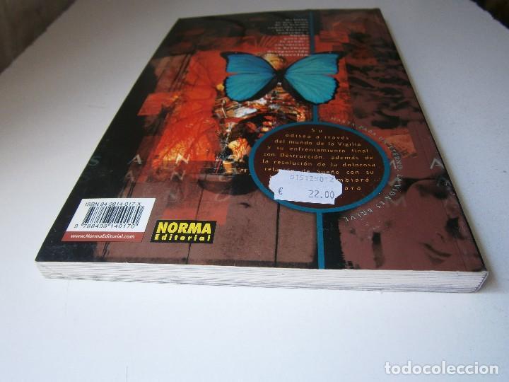 Cómics: THE SANDMAN VIDAS BREVES VERTIGO 281 NEIL GAIMAN JILL THOMPSON VINCE LOCKE NORMA 2005 - Foto 6 - 241825715