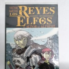 Cómics: LOS REYES ELFOS - EL SEÑOR DE ALFHEIM - VICTOR SANTOS - NUMERO UNICO - DUDE GOLD - P.V.P 5€. Lote 242183515