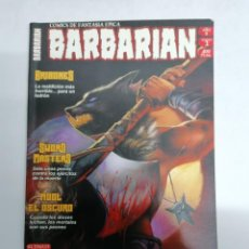 Cómics: BARBARIAN Nº 2 - BRIBONES - ESPIRITU DEL LOBO - ULTIMATE COMICS. Lote 242186155