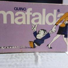 Cómics: MAFALDA 6 - QUINO. Lote 242205930