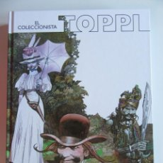 Fumetti: EL COLECCIONISTA - SERGIO TOPPI - NINTH INTEGRAL TAPA DURA - MUY BIEN. Lote 242347310
