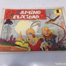 Comics : COLECCION ESTRELLA EL CAMINO DE LA FELICIDAD ELISENDA DANZARINA. Lote 242373525