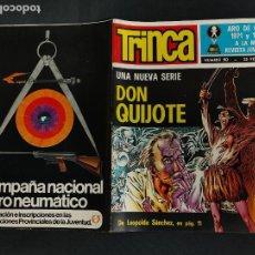 Cómics: TRINCA - REVISTA JUVENIL - Nº 60 - DONCEL -. Lote 242436670