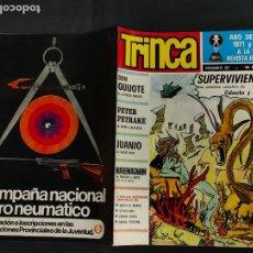Cómics: TRINCA - REVISTA JUVENIL - Nº 61 - DONCEL -. Lote 242436725
